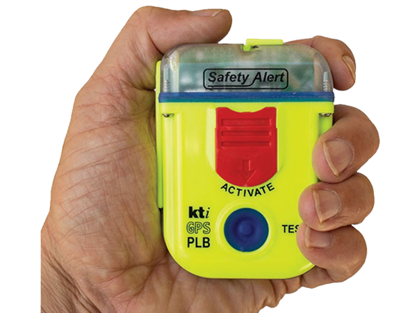 kti Safety Alert Beacon