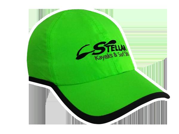 Stellar Green Fluoro Hat