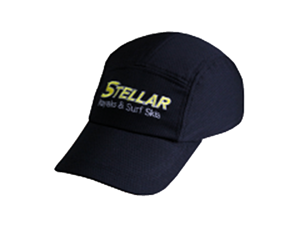 Stellar Wicking Hat - Black