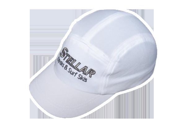 Stellar Wicking Hat - White